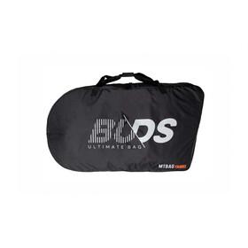 Buds MTBag Travel Borsa Per Il Trasporto Di Biciclette incl. Protezione Della Forcella, black